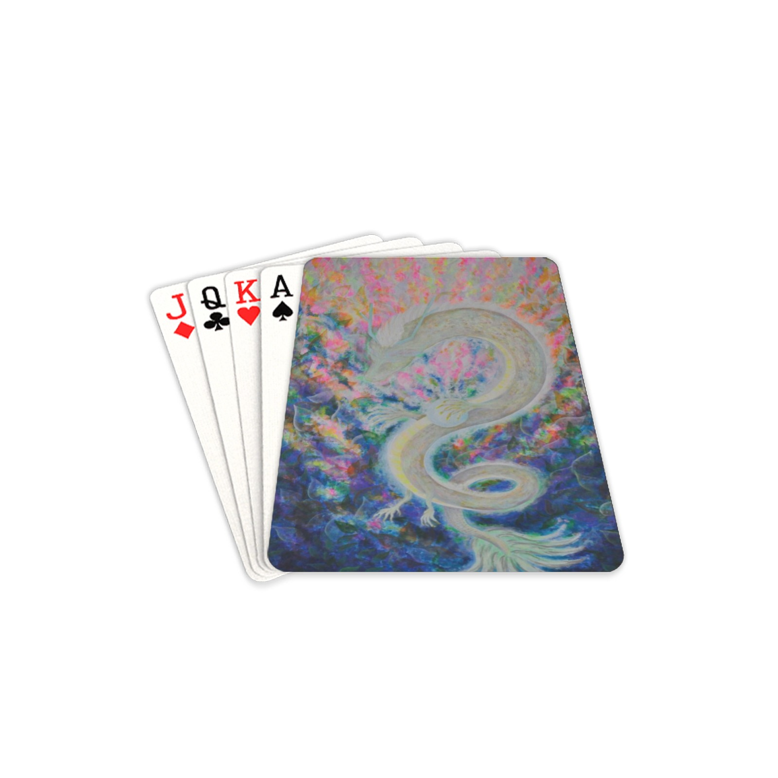 "Dragon Playing Cards 2.5""x3.5"""