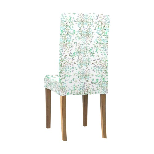 butterfly Removable Dining Chair Cover