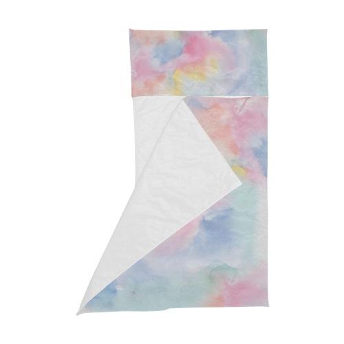 Colorful watercolor Kids' Sleeping Bag