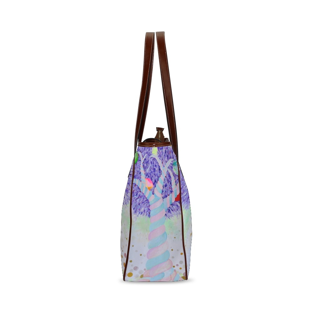 Planet Tree Classic Tote Bag (Model 1644)