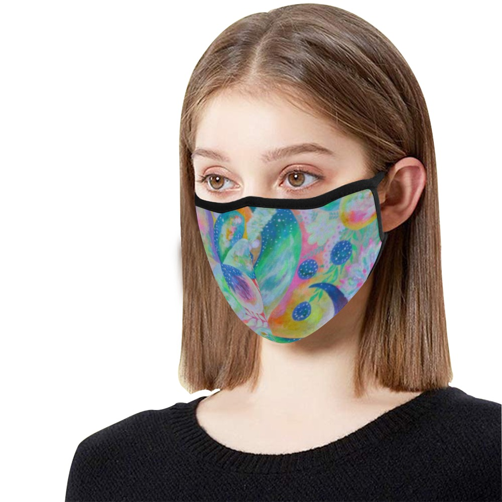 Pleiades Garden 3D Mouth Mask (Model M03)