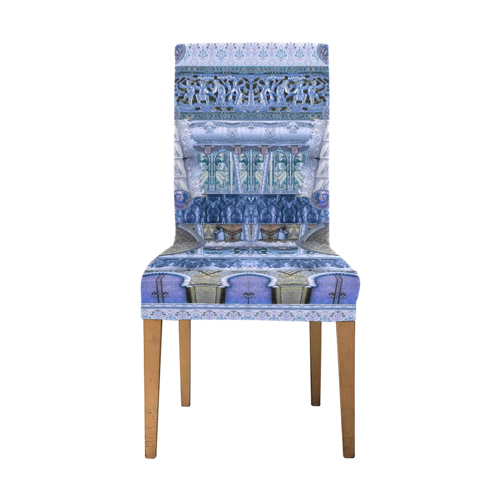 Rome Removable Dining Chair Cover