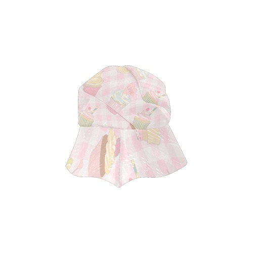 Cupcakes New Style Bucket Hat