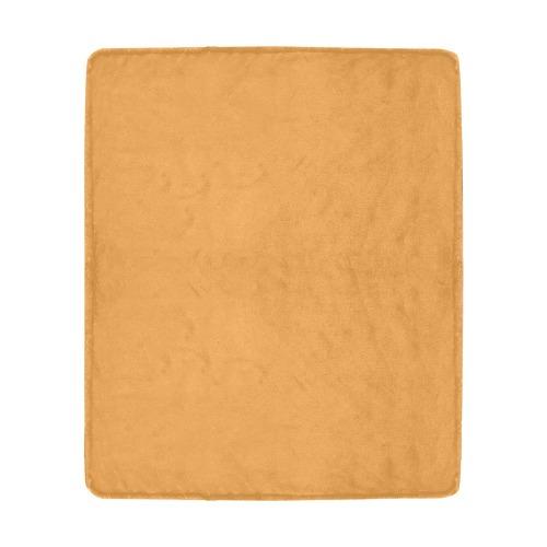 "color butterscotch Ultra-Soft Micro Fleece Blanket 50""x60"""
