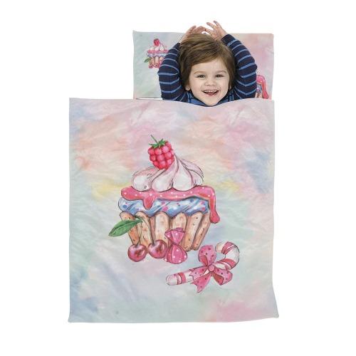 cupcake Kids' Sleeping Bag