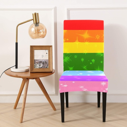 Proud by Nico Bielow Removable Dining Chair Cover