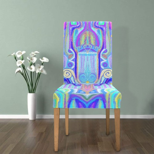 totem Removable Dining Chair Cover