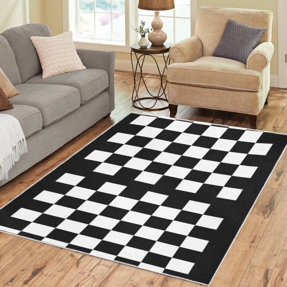 Diner by Nico Bielow Area Rug7'x5'