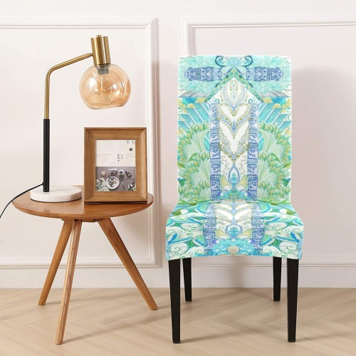 abundance Removable Dining Chair Cover