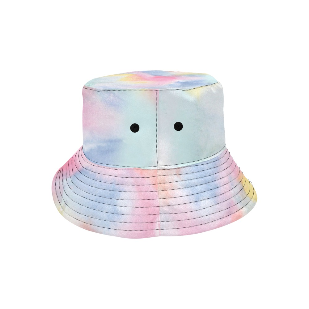 Colorful watercolor All Over Print Bucket Hat for Men