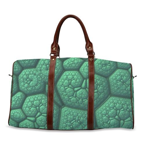 Dinosaur Skin Waterproof Travel Bag/Large (Model 1639)