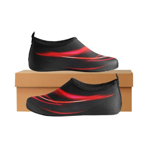 Bushfire Socks Women's Slip-On Water Shoes (Model 056)