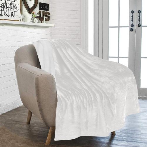 "color platinum Ultra-Soft Micro Fleece Blanket 50""x60"""