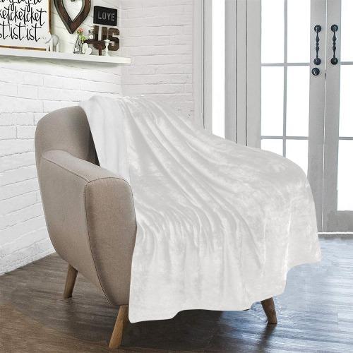 "color platinum Ultra-Soft Micro Fleece Blanket 40""x50"""