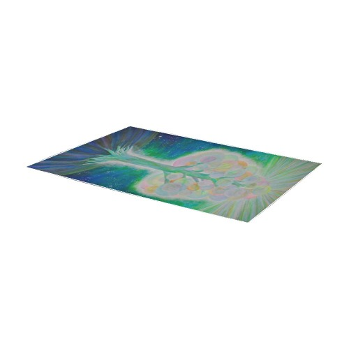 Goshinboku Area Rug 7'x3'3''