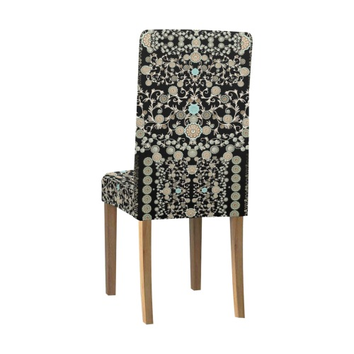 millefiori Removable Dining Chair Cover