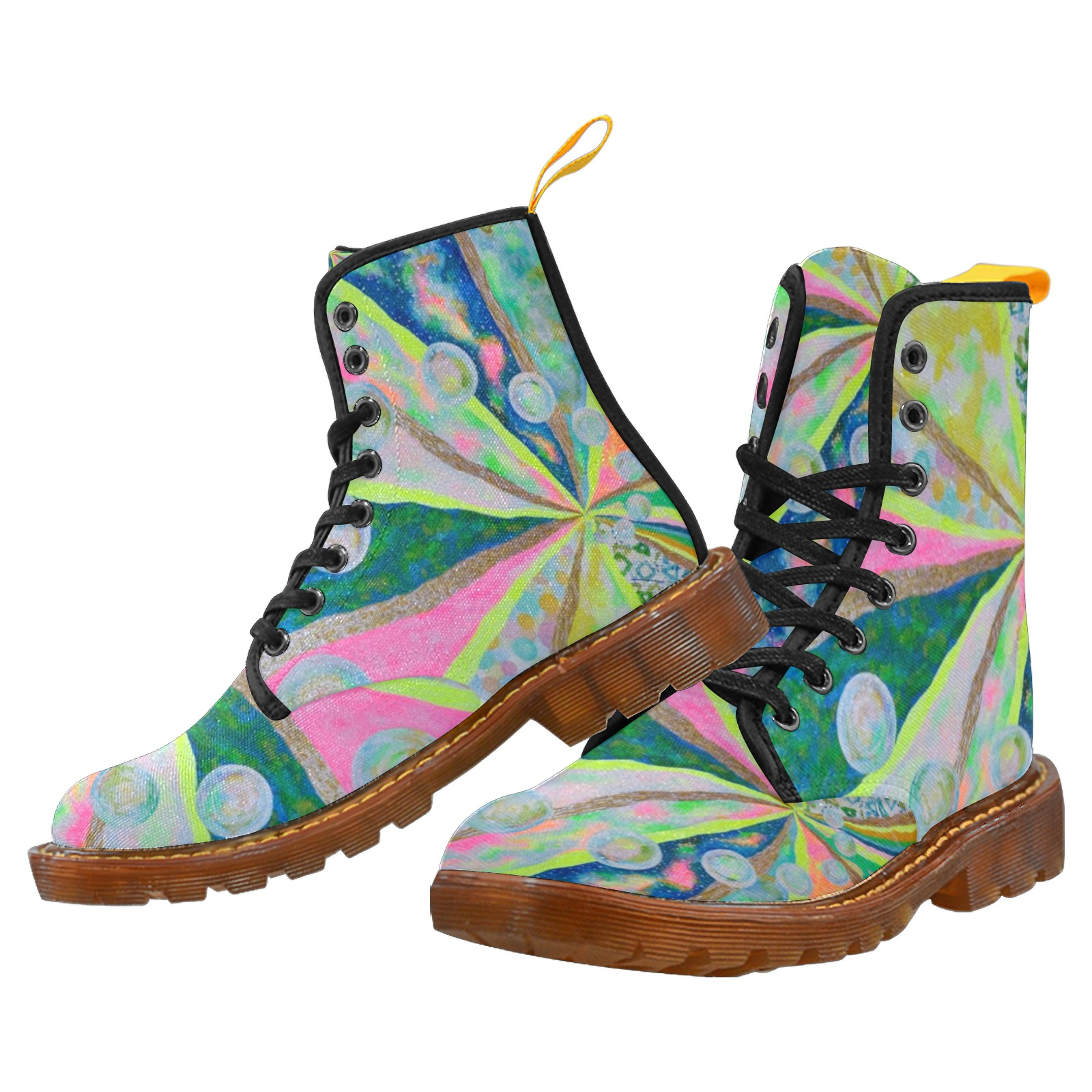 Bubble Martin Boots For Women Model 1203H