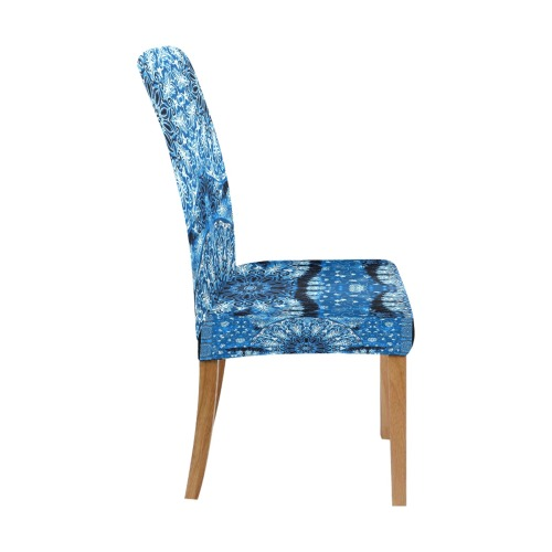 boho Removable Dining Chair Cover