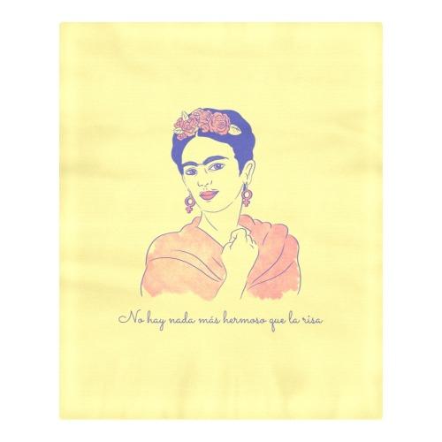juego de cama Frida Kahlo 3-Piece Bedding Set